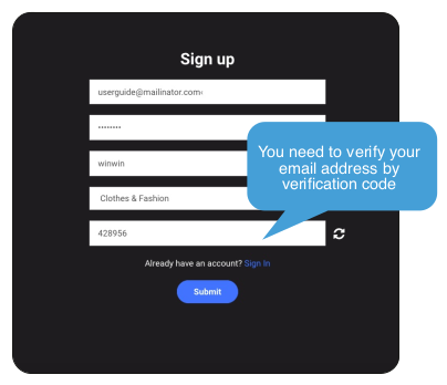 Sign up Builderfly 14-days Free trial