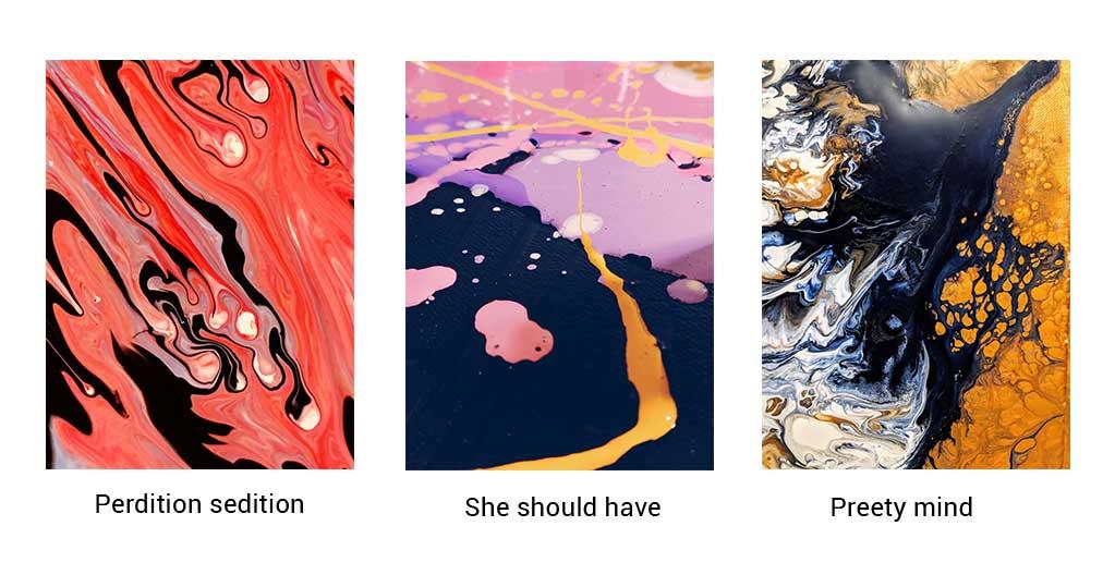 use original artwork