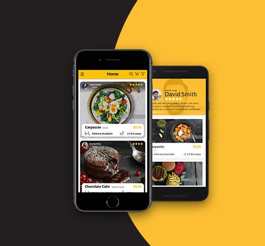 Gourmet ordering series