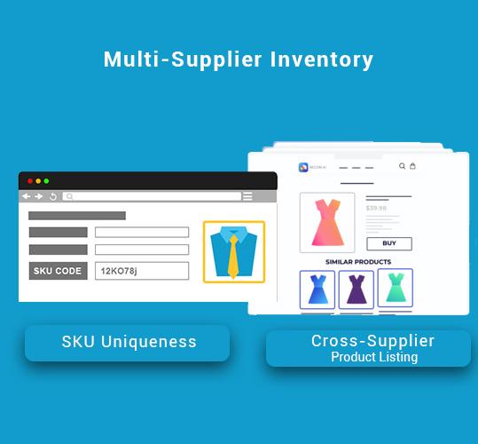 Multi-Supplier Inventory Integration