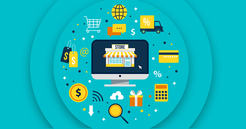 Scope of e-commerce business, scope of online commerce or e-business