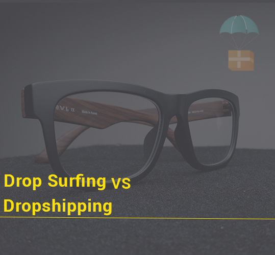 Drop Surfing vs Dropshipping