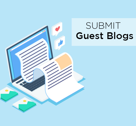 Submit Guest Blogs