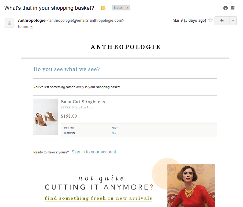 retargeting your ecommerce to be customers