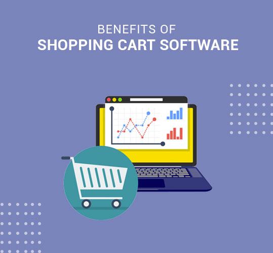 Benefits of Shopping Cart Software
