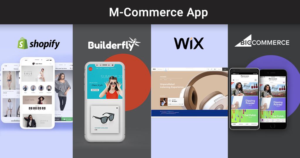 M-Commerce App: