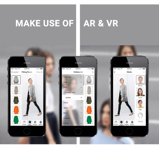 Make Use of AR and VR to get new customers in 2020