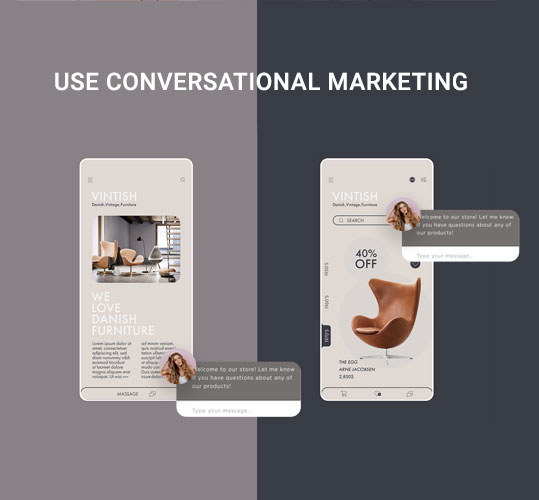 Use Conversational Marketing to get new customers in 2020