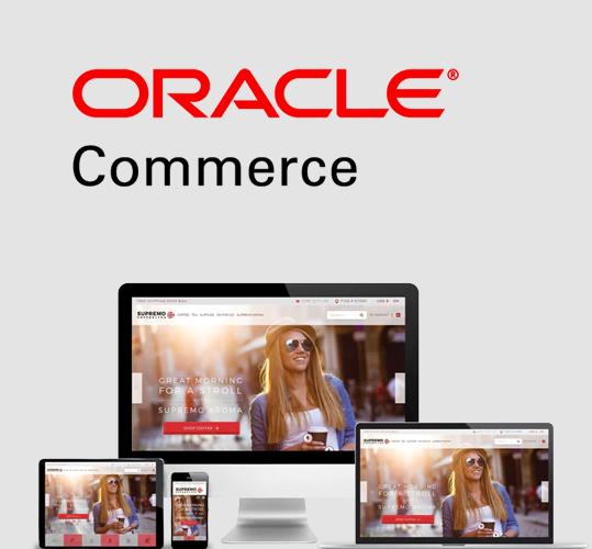 Oracle Commerce Platform